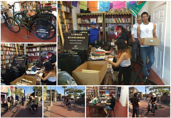 Bicycle Libraries