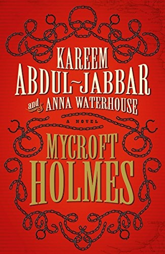Mycroft Holmes - image courtesy of KPCC / Titan Publishing Group