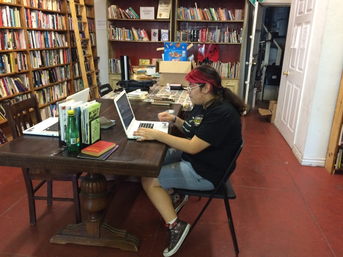 Writing Chronicles - after the ride