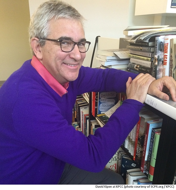 David Kipen dishes the good reads for Reading by Moonlight November 2015