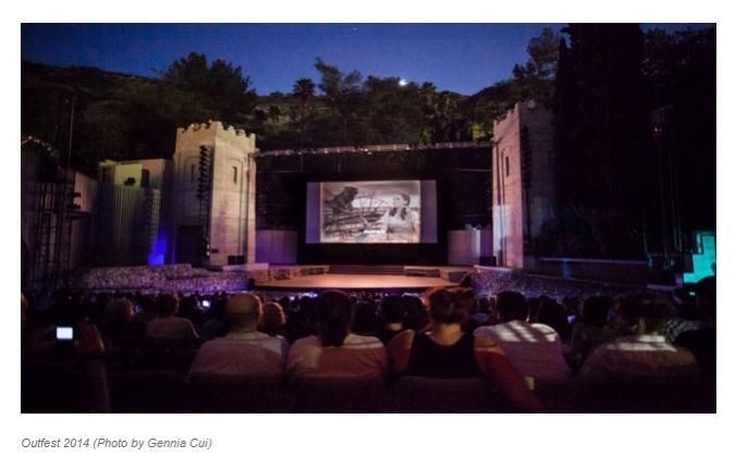 Tiempo de Morir venue - Ford Theatre (amphitheatre)