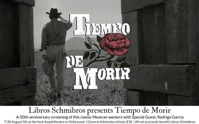 Tiempo de Morir presented by Libros Schmibros