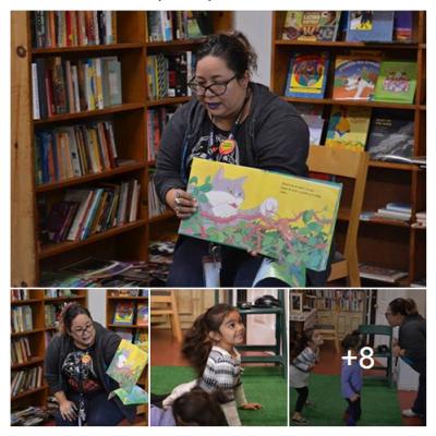 Childrens Reading Hour - Dec 2016