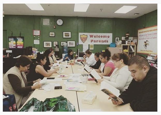 Parents Reading Club - Fall 2016