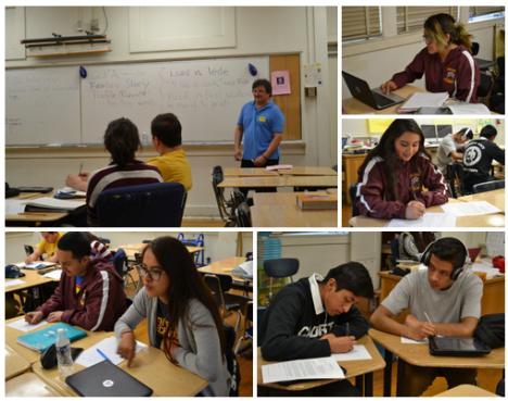 Young Writers Program - Roosevelt High School