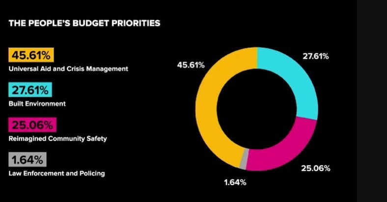 The Peoples Budget Priorities - 2020 Libros Schmibros Summer Fellowship Program
